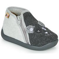 Pantofi Fete Papuci de casă GBB APOPOTAM Negru