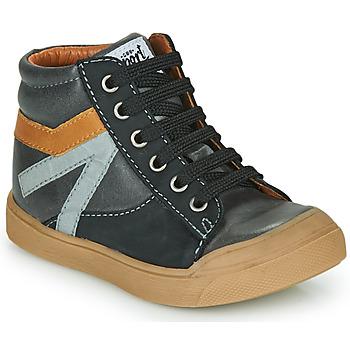 Pantofi Băieți Pantofi sport stil gheata GBB ARNOLD Gri
