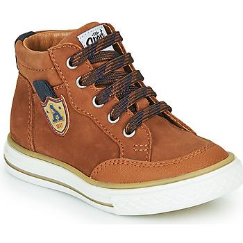 Pantofi Băieți Pantofi sport stil gheata GBB NATHAN Maro