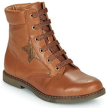 Pantofi Fete Pantofi sport stil gheata GBB JAMILA Maro