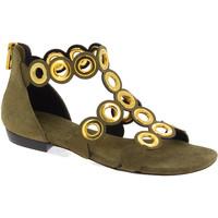 Pantofi Femei Sandale  Barbara Bui L5217CRL27 Marrone chiaro