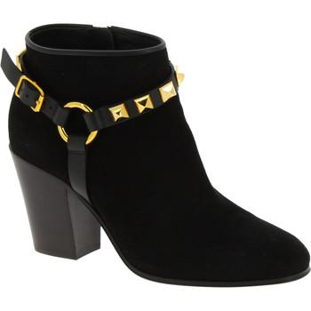 Pantofi Femei Ghete Giuseppe Zanotti I67063 nero
