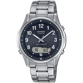 Ceasuri & Bijuterii Bărbați Ceasuri Analogice Casio LCW-M100TSE-1A2ER, Quartz, 40mm, 10ATM Argintiu