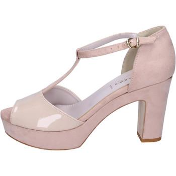Pantofi Femei Sandale  Olga Rubini Sandale BJ397 Bej