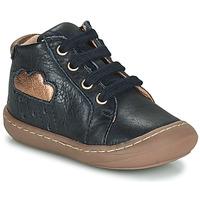 Pantofi Fete Pantofi sport stil gheata GBB APOLOGY Albastru