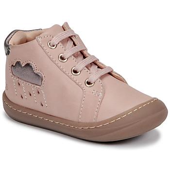 Pantofi Fete Pantofi sport stil gheata GBB APOLOGY Roz
