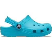 Pantofi Copii Saboti Crocs Crocs™ Kids' Classic Clog Digital Aqua