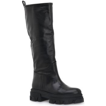Pantofi Femei Cizme casual Priv Lab VITELLO NERO Nero