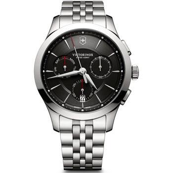 Ceasuri & Bijuterii Bărbați Ceasuri Analogice Victorinox 241745, Quartz, 44mm, 10ATM Argintiu