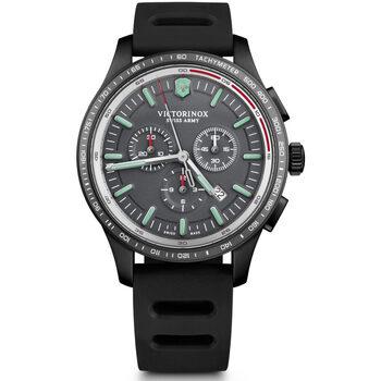 Ceasuri & Bijuterii Bărbați Ceasuri Analogice Victorinox 241818, Quartz, 44mm, 10ATM Negru