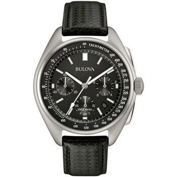 Ceasuri & Bijuterii Bărbați Ceasuri Analogice Bulova 96B251, Quartz, 45mm, 5ATM Argintiu