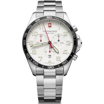 Ceasuri & Bijuterii Bărbați Ceasuri Analogice Victorinox 241856, Quartz, 42mm, 10ATM Argintiu