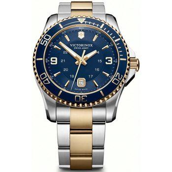 Ceasuri & Bijuterii Bărbați Ceasuri Analogice Victorinox 241789, Quartz, 43mm, 10ATM Argintiu