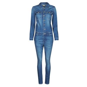 Îmbracaminte Femei Jumpsuit și Salopete Only ONLCALLI Albastru / Medium