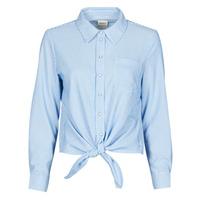 Îmbracaminte Femei Cămăși și Bluze Only ONLLECEY Albastru