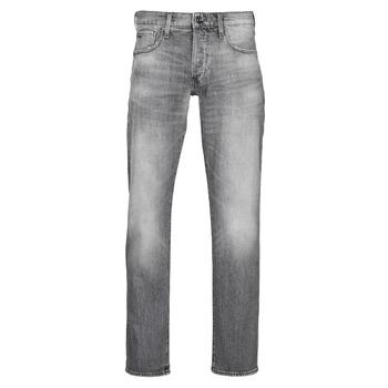 Îmbracaminte Bărbați Jeans drepti G-Star Raw 3301 STRAIGHT Gri