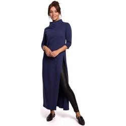 Îmbracaminte Femei Tunici Be B163 Tunică cu croială înaltă - albastru
