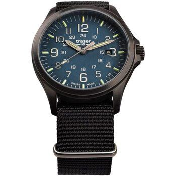 Ceasuri & Bijuterii Bărbați Ceasuri Analogice Traser H3 108632, Quartz, 42mm, 10ATM Negru