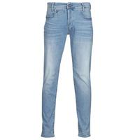 Îmbracaminte Bărbați Jeans skinny G-Star Raw D STAQ 5 PKT Albastru