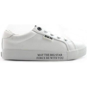 Pantofi Femei Pantofi sport Casual Big Star EE274316 Alb