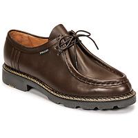 Pantofi Bărbați Pantofi Derby Pellet Macho Maro