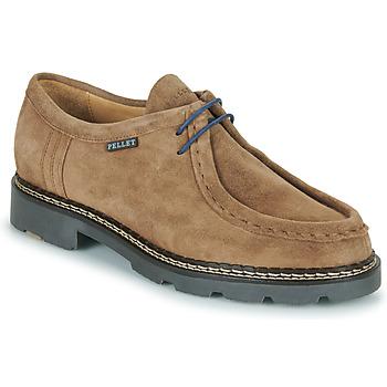 Pantofi Bărbați Pantofi Derby Pellet Macho Bej