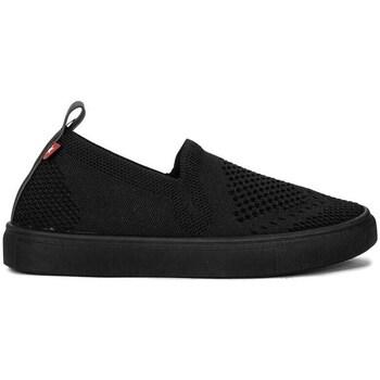 Pantofi Fete Pantofi Slip on Big Star HH374107 Negre