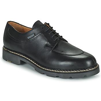Pantofi Bărbați Pantofi Oxford  Christian Pellet Montario Negru