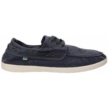 Pantofi Bărbați Pantofi barcă Natural World 55168 albastru