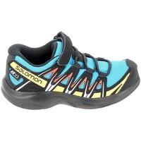 Pantofi Pantofi sport Casual Salomon Xa Pro 3D CSWP C Bleu Noir albastru
