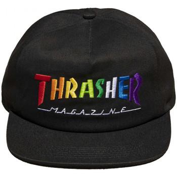 Accesorii textile Bărbați Sepci Thrasher Cap rainbow mag snapback Negru