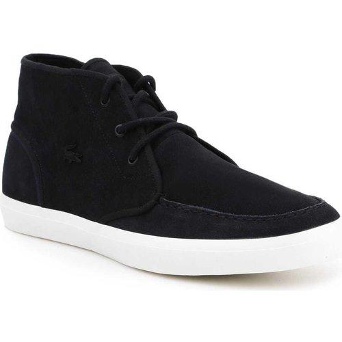 Pantofi Bărbați Pantofi sport stil gheata Lacoste 7-32CAM0087024 black