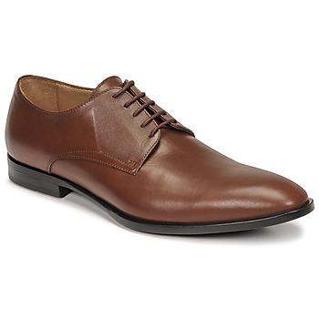 Pantofi Bărbați Pantofi Oxford  Christian Pellet Alibi Maro