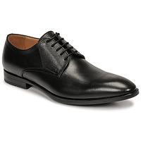 Pantofi Bărbați Pantofi Oxford  Pellet Alibi Negru