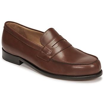 Pantofi Bărbați Mocasini Pellet Colbert Maro