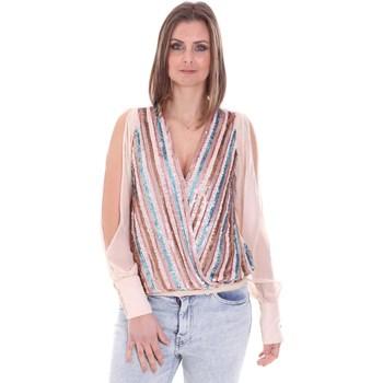 Îmbracaminte Femei Topuri și Bluze Nenette 26BB-FLORIANA Roz