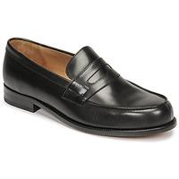 Pantofi Bărbați Mocasini Pellet Colbert Negru