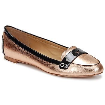 Pantofi Femei Mocasini C.Petula STARLOAFER Roz