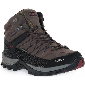 Pantofi Femei Trail și running Cmp 02PD RIGEL MID TREKKING Grigio