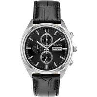 Ceasuri & Bijuterii Bărbați Ceasuri Analogice Bulova 96C133, Quartz, 42mm, 3ATM Argintiu