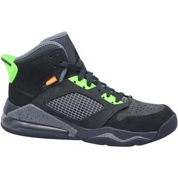 Pantofi Bărbați Basket Nike Jordan Mars 270 Negre, Gri, Verde
