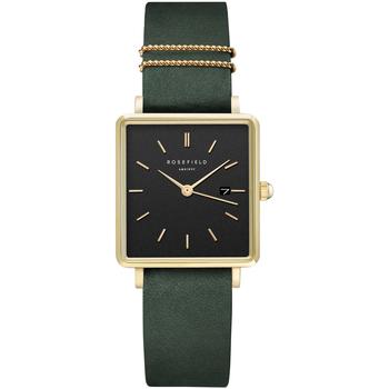 Ceasuri & Bijuterii Femei Ceasuri Analogice Rosefield QBFGG-Q031, Quartz, 26mm, 3ATM Auriu
