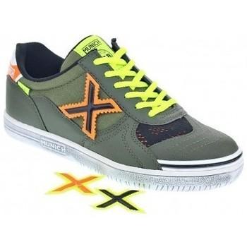 Pantofi Copii Pantofi sport Casual Munich G-3 SWITCH 130 1511130 verde