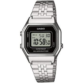 Ceasuri & Bijuterii Bărbați Ceasuri Digitale Casio LA680WEA-1EF, Quartz, 28mm, 3ATM Argintiu