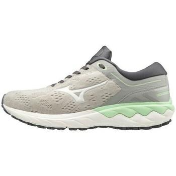 Pantofi Femei Pantofi sport Casual Mizuno Wave Skyrise Alb, Gri, Celadon