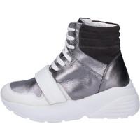 Pantofi Femei Pantofi sport stil gheata Twin Set BJ482 Gri
