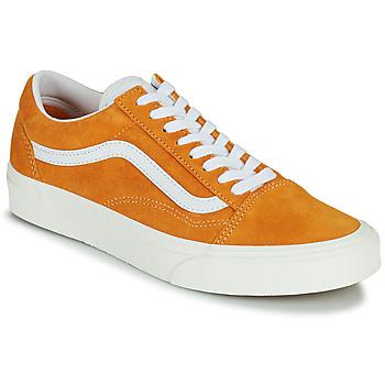 Pantofi Femei Pantofi sport Casual Vans UA OLD SKOOL Portocaliu