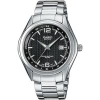 Ceasuri & Bijuterii Bărbați Ceasuri Analogice Casio EF-121D-1AVEG, Quartz, 40mm, 10ATM Argintiu