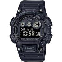 Ceasuri & Bijuterii Bărbați Ceasuri Digitale Casio W-735H-1BVEF, Quartz, 48mm, 10ATM Negru