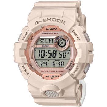 Ceasuri & Bijuterii Bărbați Ceasuri Digitale Casio GMD-B800-4ER, Quartz, 45mm, 20ATM roz